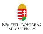 Nemzeti Erőforrás Minisztérium logo